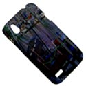 Christmas Boats In Harbor HTC Desire V (T328W) Hardshell Case View5
