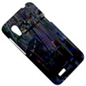 Christmas Boats In Harbor HTC Desire VT (T328T) Hardshell Case View5