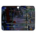 Christmas Boats In Harbor Samsung Galaxy Tab 3 (10.1 ) P5200 Hardshell Case  View1