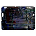 Christmas Boats In Harbor Kindle Fire HDX Hardshell Case View1
