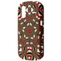 Christmas Kaleidoscope HTC Amaze 4G Hardshell Case  View3