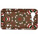 Christmas Kaleidoscope HTC Incredible S Hardshell Case  View1