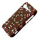 Christmas Kaleidoscope HTC Incredible S Hardshell Case  View4