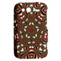 Christmas Kaleidoscope HTC Wildfire S A510e Hardshell Case View2