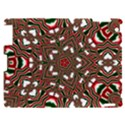 Christmas Kaleidoscope Apple iPad 2 Hardshell Case View1