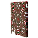Christmas Kaleidoscope Apple iPad 2 Hardshell Case View3
