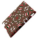 Christmas Kaleidoscope Apple iPad 2 Hardshell Case View4