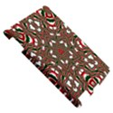 Christmas Kaleidoscope Apple iPad 2 Hardshell Case View5
