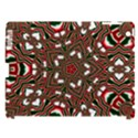 Christmas Kaleidoscope Apple iPad 3/4 Hardshell Case (Compatible with Smart Cover) View1