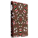 Christmas Kaleidoscope Apple iPad 3/4 Hardshell Case (Compatible with Smart Cover) View2