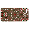 Christmas Kaleidoscope Apple iPhone 5 Hardshell Case View1