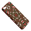 Christmas Kaleidoscope Apple iPhone 5 Hardshell Case View5