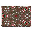 Christmas Kaleidoscope Apple iPad Mini Hardshell Case View1