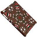 Christmas Kaleidoscope Apple iPad Mini Hardshell Case View5