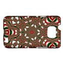 Christmas Kaleidoscope Samsung Galaxy S II i9100 Hardshell Case (PC+Silicone) View1