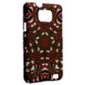 Christmas Kaleidoscope Samsung Galaxy S II i9100 Hardshell Case (PC+Silicone) View2