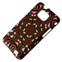 Christmas Kaleidoscope Samsung Galaxy S II i9100 Hardshell Case (PC+Silicone) View4