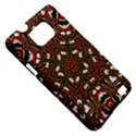 Christmas Kaleidoscope Samsung Galaxy S II i9100 Hardshell Case (PC+Silicone) View5