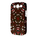 Christmas Kaleidoscope Samsung Galaxy S III Classic Hardshell Case (PC+Silicone) View3