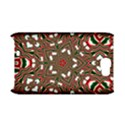 Christmas Kaleidoscope Samsung Galaxy Note 2 Hardshell Case (PC+Silicone) View1