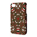 Christmas Kaleidoscope Apple iPhone 4/4S Hardshell Case with Stand View3