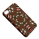 Christmas Kaleidoscope Apple iPhone 4/4S Hardshell Case with Stand View5