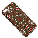 Christmas Kaleidoscope Apple iPhone 5 Hardshell Case with Stand View5