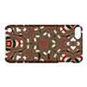 Christmas Kaleidoscope Apple iPod Touch 5 Hardshell Case with Stand View1