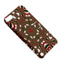 Christmas Kaleidoscope Apple iPod Touch 5 Hardshell Case with Stand View5