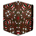 Christmas Kaleidoscope Samsung Galaxy Tab 8.9  P7300 Flip Case View4