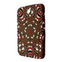 Christmas Kaleidoscope Samsung Galaxy Note 8.0 N5100 Hardshell Case  View3