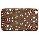 Christmas Kaleidoscope Samsung Galaxy Tab 3 (8 ) T3100 Hardshell Case  View1