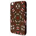 Christmas Kaleidoscope Samsung Galaxy Tab 3 (8 ) T3100 Hardshell Case  View3