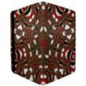 Christmas Kaleidoscope iPad Mini 2 Flip Cases View3