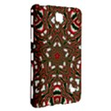 Christmas Kaleidoscope Samsung Galaxy Tab 4 (7 ) Hardshell Case  View3