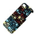 Block On Block, Aqua Apple iPhone 4/4S Hardshell Case View4