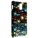 Block On Block, Aqua Samsung Infuse 4G Hardshell Case  View2