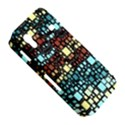 Block On Block, Aqua Samsung Galaxy Ace S5830 Hardshell Case  View5