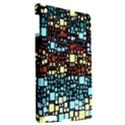 Block On Block, Aqua Apple iPad 3/4 Hardshell Case View2