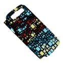 Block On Block, Aqua Samsung Galaxy S III Hardshell Case (PC+Silicone) View5