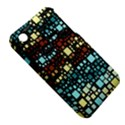 Block On Block, Aqua Apple iPhone 3G/3GS Hardshell Case (PC+Silicone) View5