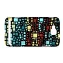 Block On Block, Aqua Samsung Ativ S i8750 Hardshell Case View1