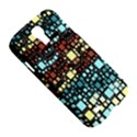 Block On Block, Aqua Samsung Galaxy S4 I9500/I9505 Hardshell Case View5