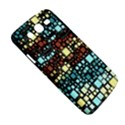 Block On Block, Aqua Samsung Galaxy Mega 5.8 I9152 Hardshell Case  View5