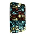 Block On Block, Aqua Samsung Galaxy Note 8.0 N5100 Hardshell Case  View2