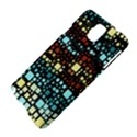 Block On Block, Aqua Samsung Galaxy Note 3 N9005 Hardshell Case View4