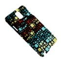 Block On Block, Aqua Samsung Galaxy Note 3 N9005 Hardshell Case View5