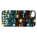 Block On Block, Aqua Apple iPhone 5S/ SE Hardshell Case View1