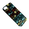 Block On Block, Aqua Apple iPhone 5S/ SE Hardshell Case View5