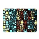 Block On Block, Aqua Samsung Galaxy Tab 2 (10.1 ) P5100 Hardshell Case  View1